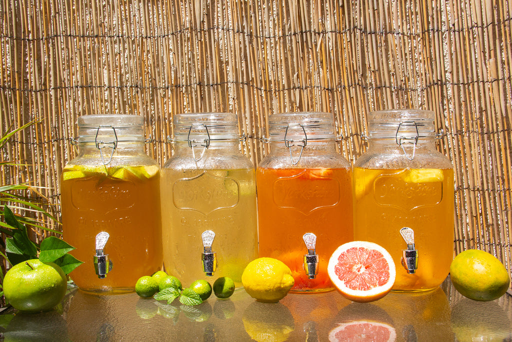 National Iced Tea Day Spritzer Recipes