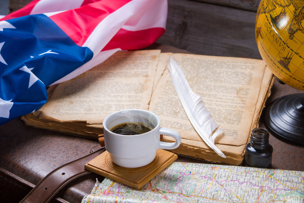 Coffee's Role in the American Revolution