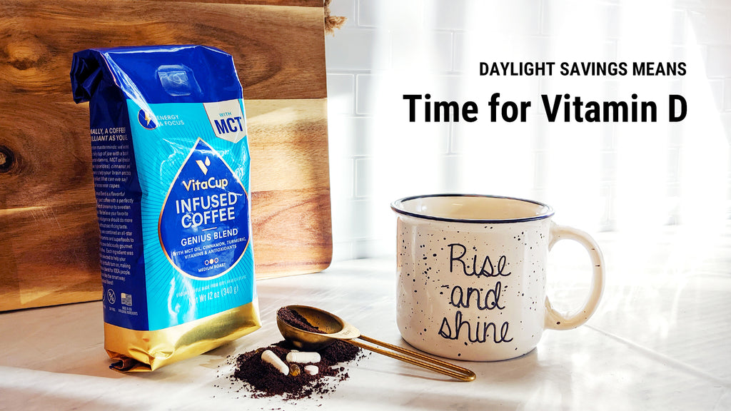 Daylight Savings Means Time for Vitamin D