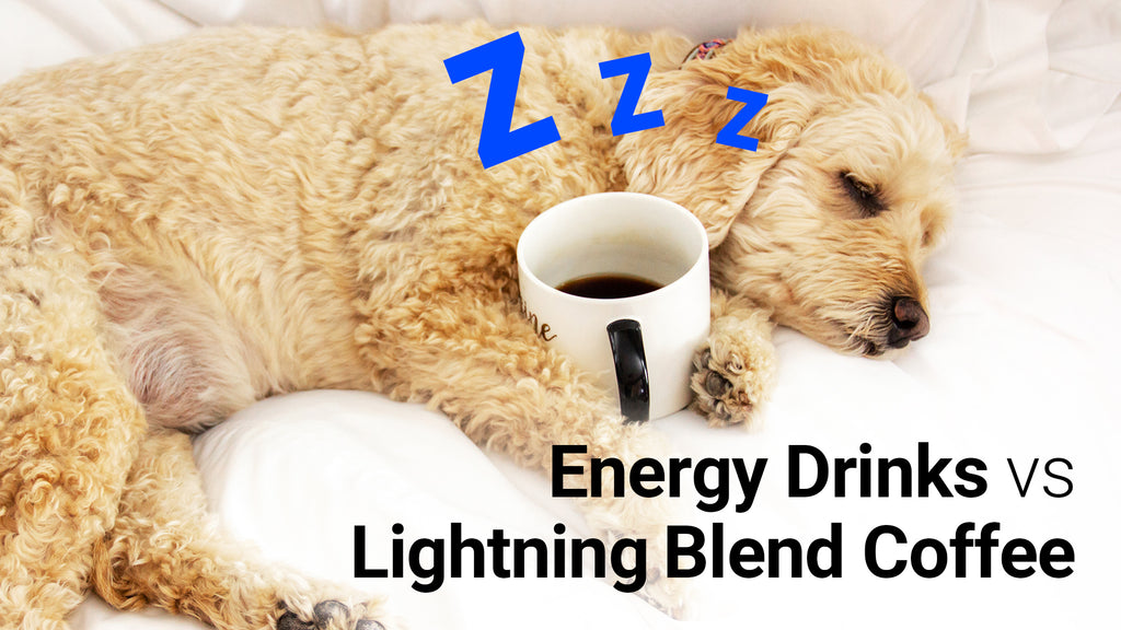 Artificial Energy Boosts Vs The Lightning Blend