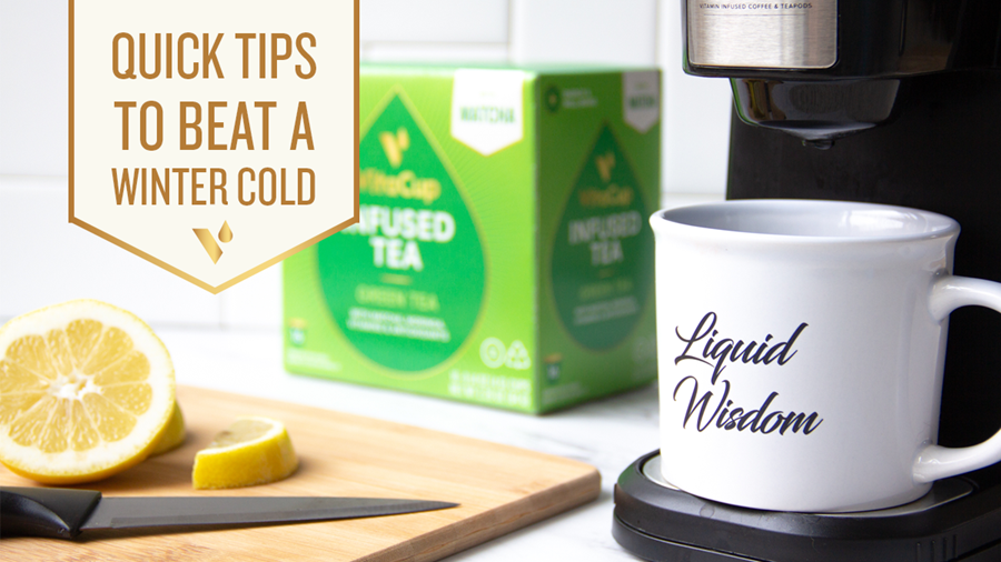 Quick Tips to Beat Winter Colds