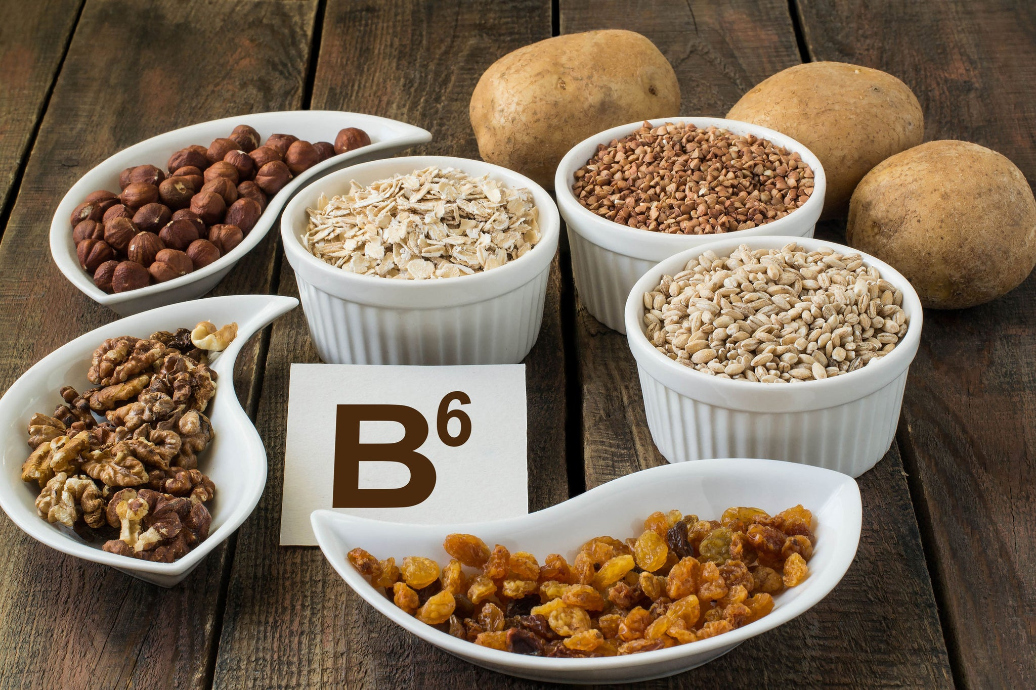 Why Take Vitamin B6?