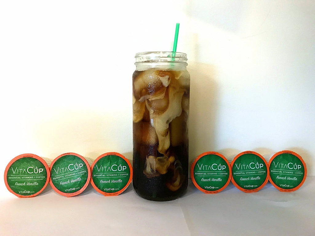 How to Make Iced Coffee with VitaCup