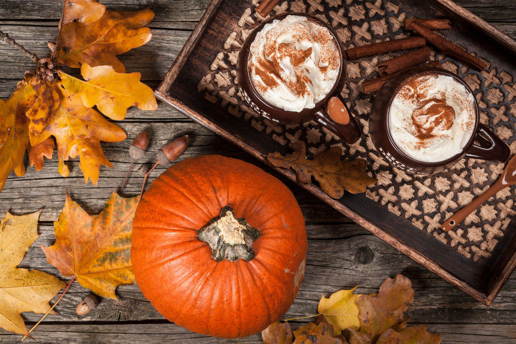 [Recipe] How to Make a Pumpkin Spice Latte
