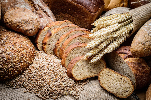 Fabulous food for thought number 7; brain food whole grains.