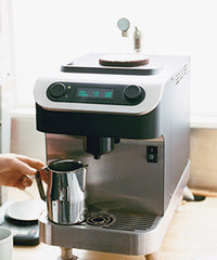 The Clover coffee machine.