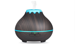Essential oil diffusers make a perfect holiday gift idea.