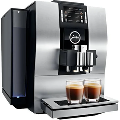 The Jura Automatic Coffee Machine is available primarily outside of the US.