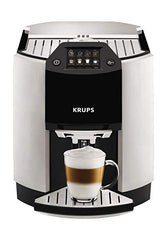 The Krups EA9010 Automatic Coffee Machine.