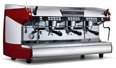 The Nuova Simonelli semi-automatic Espresso machine.