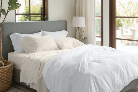 Fresh new sheets can be a great gift for mom this Mother's Day!