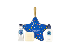 Shea Butter ornament sets are adorable and practical gift ideas.