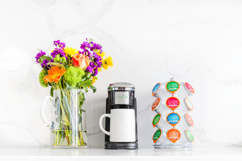 A brewer bundle from VitaCup is a great way to get mom on the road to bright mornings this mother's day!