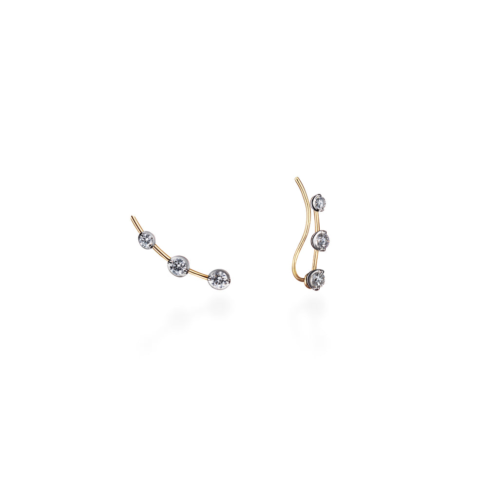 Floating Ear Cuffs
