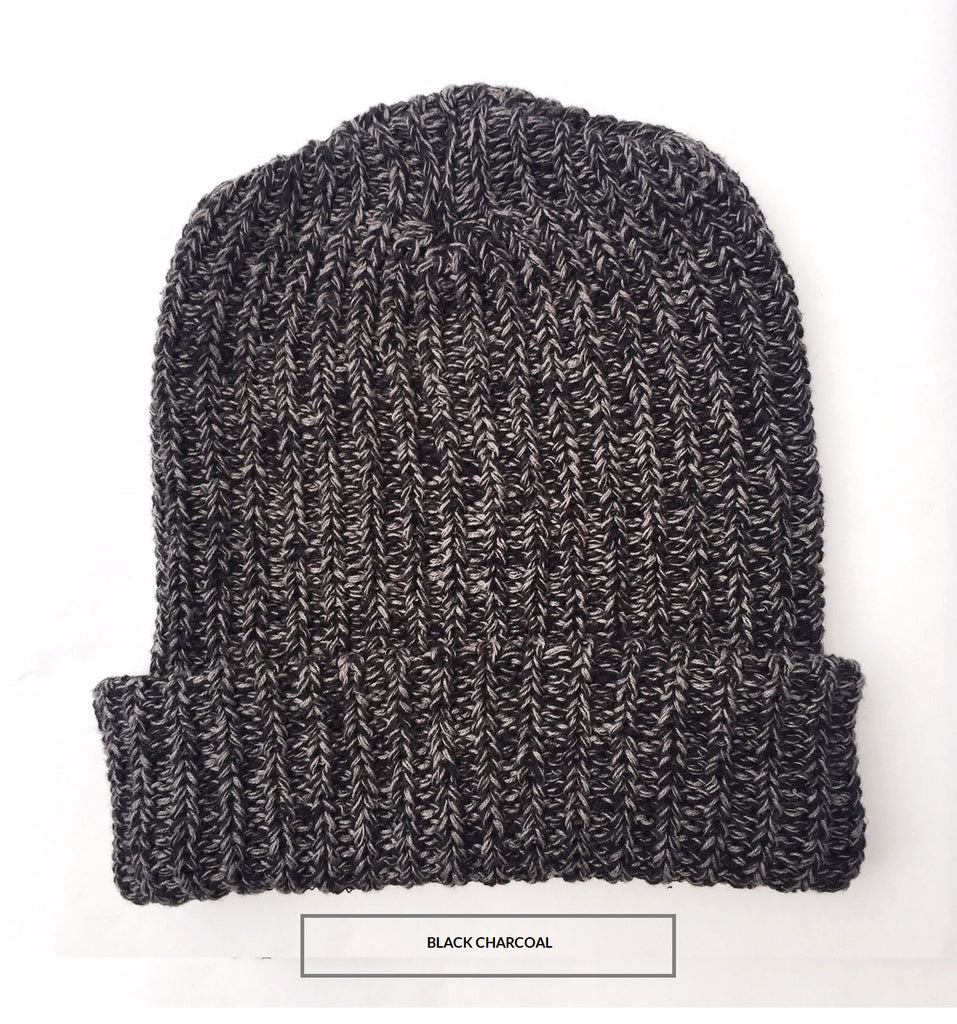 White Elephant - Marl Cotton Toque