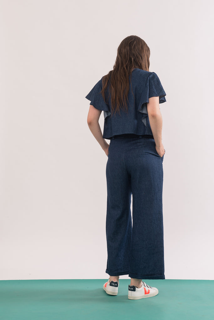 Jennifer Glasgow - Agnes Trousers Denim