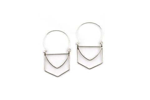 Isobell Designs – Zara Earrings Deco