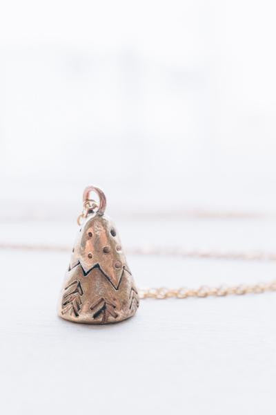 Dawning - Mountain Necklace