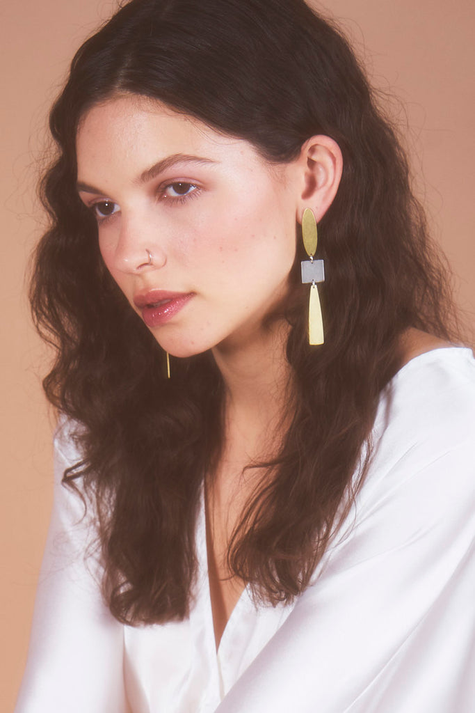 Natalie Joy – Gunta Earrings