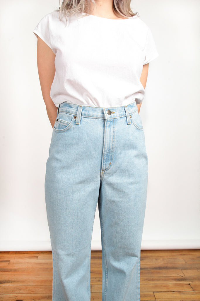 Iris Denim - So Emotional Jeans Extra Light Wash