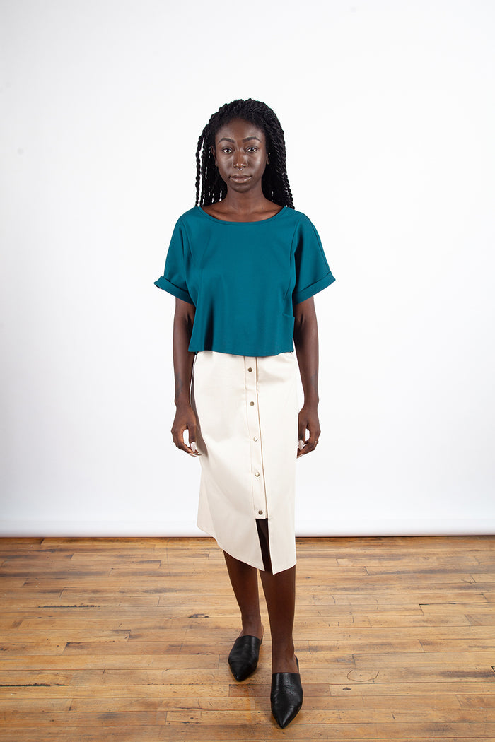 Dagg & Stacey - Abott Skirt Natural