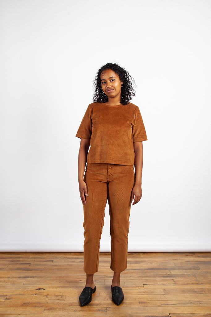 Dagg & Stacey - Fairbanks Cord Pant