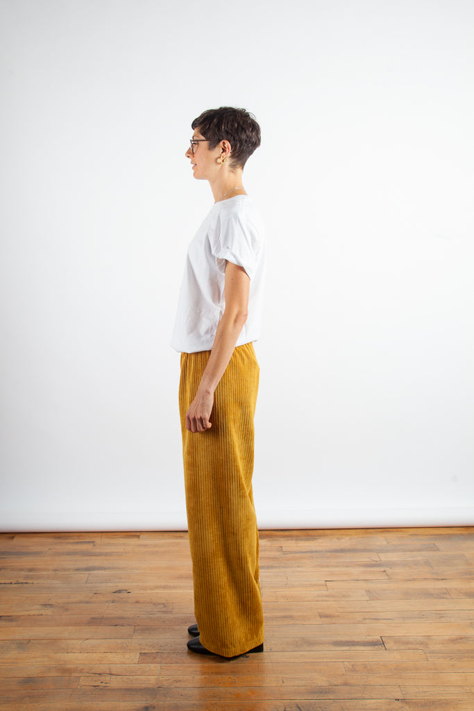 Sara Duke – Jeffrey Pants Mustard