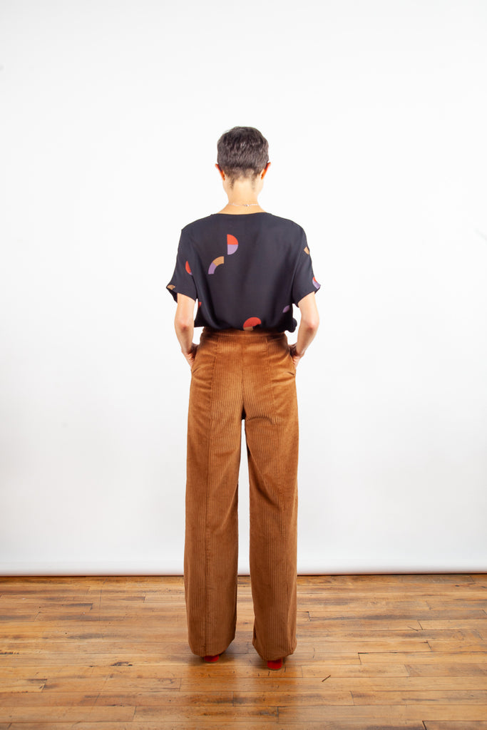 Annie 50 – Rock Steady Pants Copper