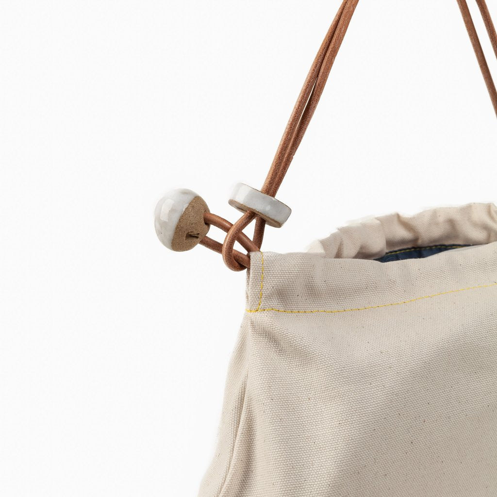 Jujumade – Circle Tote Natural