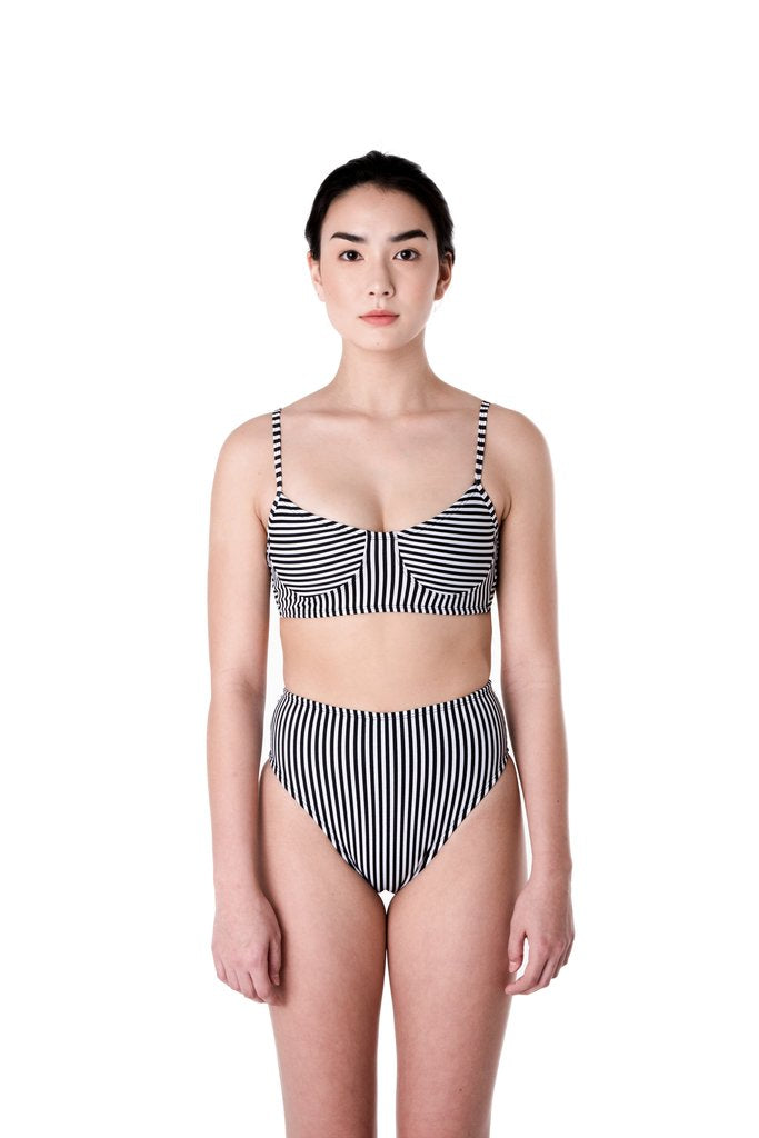 Minnow Bathers – Bronze Bottoms Dada Print