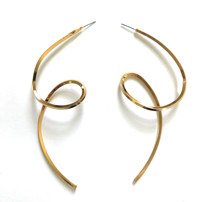Haarstick – Orbit Earrings