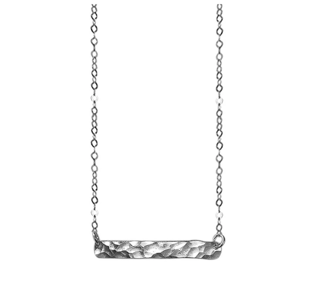 Strut Jewelry – Mini Bar Necklace
