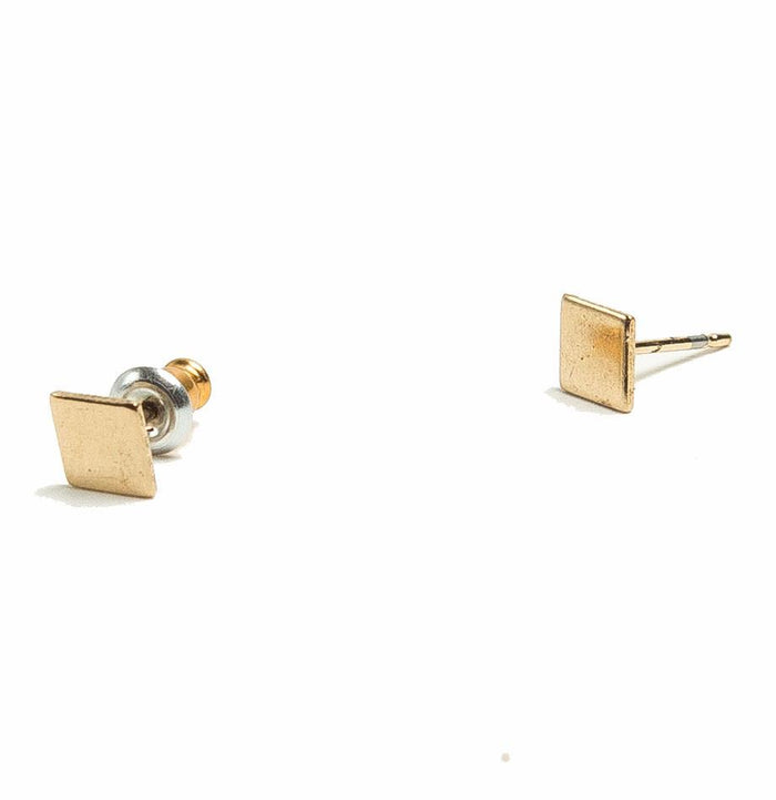 Tilly Doro - Diamond Stud Earrings