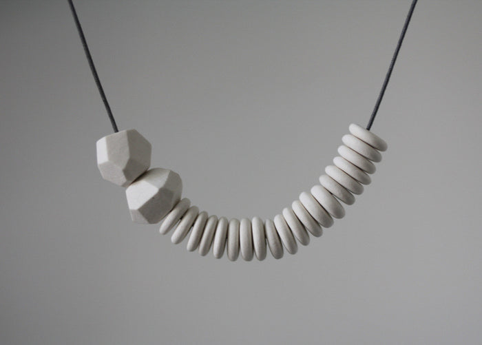 Kristen Lim Tung – Geo-Disc Necklace
