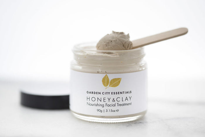 Garden City Essentials - Honey and Clay Mask