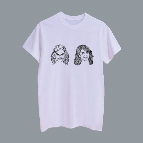 Allie Sweeting - The Amy and Tina Tee
