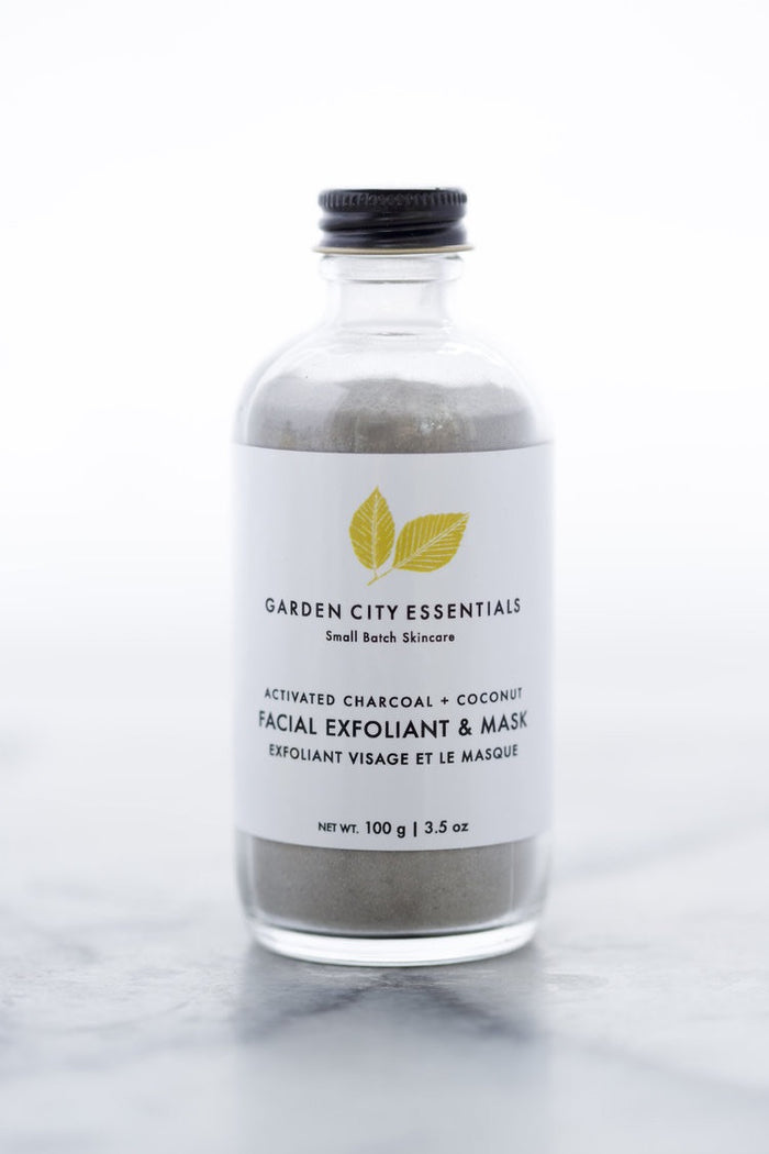 Garden City Essentials - Facial Exfoliant