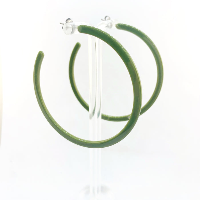 Acetate Hoops - Solids