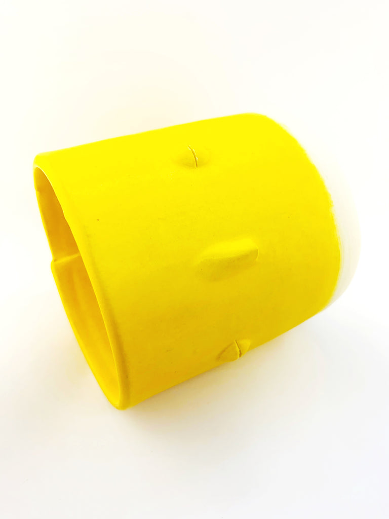Friend Assembly - Faceplanter Medium Yellow 1