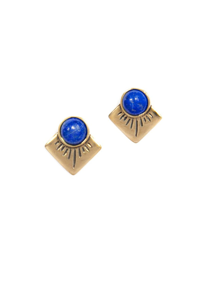 Isobell Designs – Marisol Stud Earrings