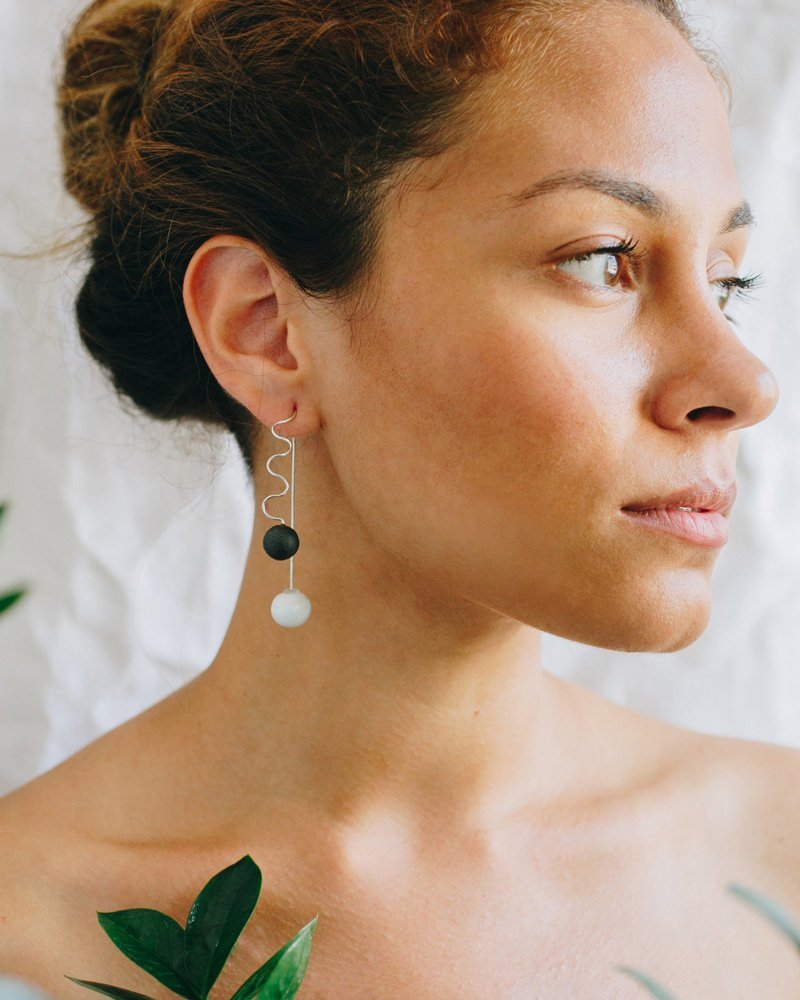 Jujumade – Wave Earrings