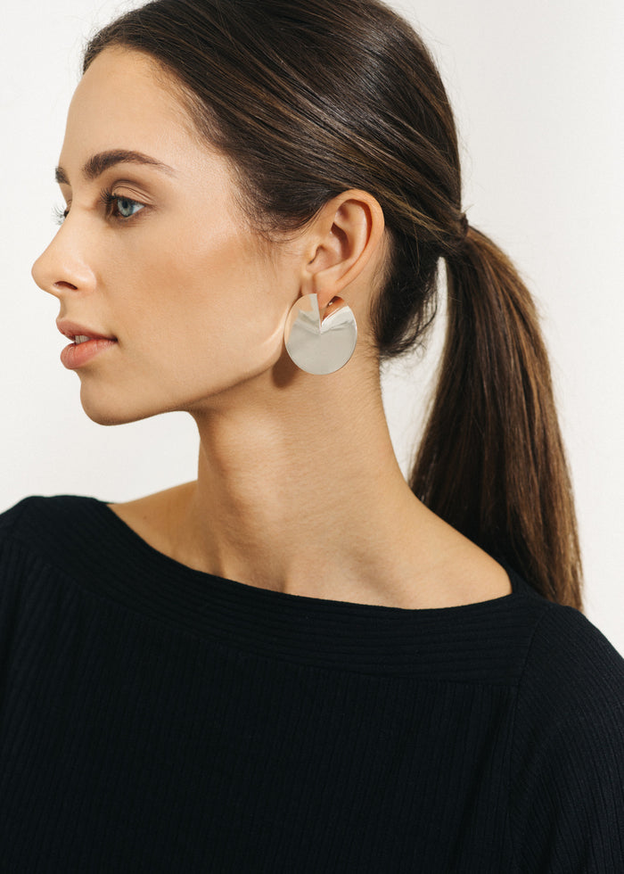 Wolf Circus – Mira Earrings Silver