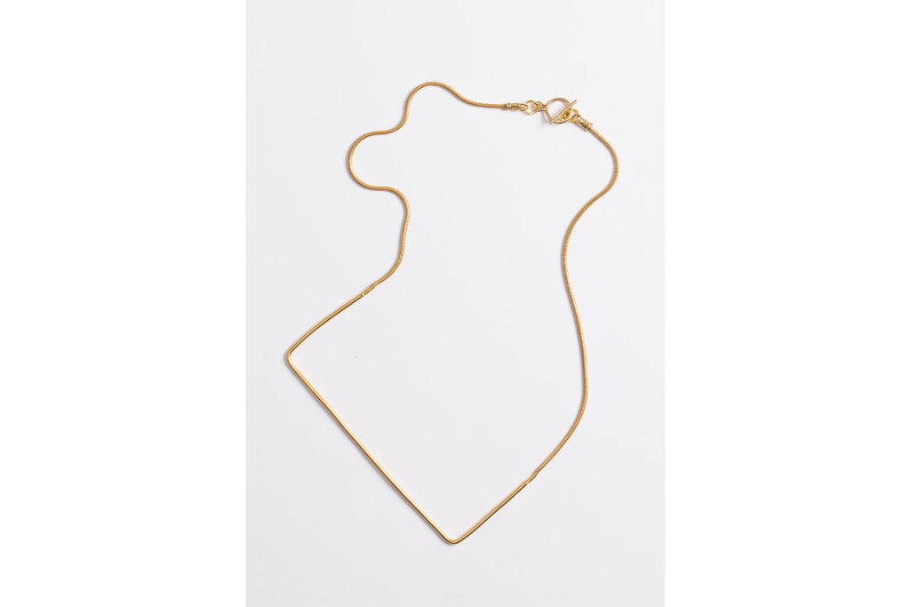 Shizing - Line Necklace