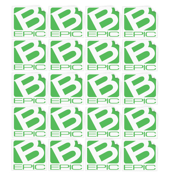 B-Epic Sticker 20-Pack