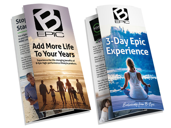 B-Epic Brochure Combo Pack