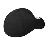 B-Epic New Era Structured Stretch Cotton Cap - Black