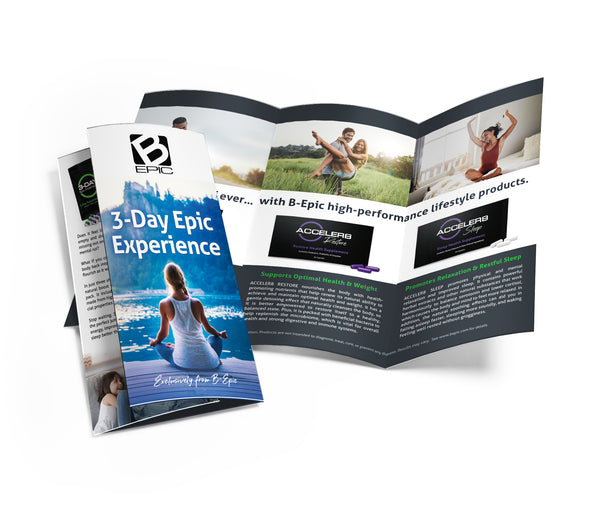 Epic Experience Brochures