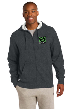B-Epic Adult Full-Zip Hooded Sweatshirt