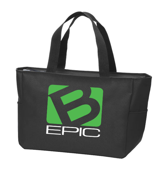 B-Epic Large Zippered Classic Tote