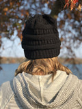 *Lake Girl Knit Beanie Hat